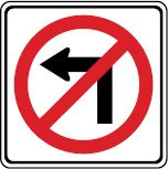 Trubicars no left turn