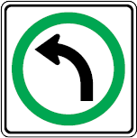 Trubicars turn left only