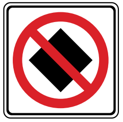 Trubicars Dangerous goods carrier prohibitted
