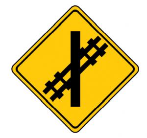 Trubicars Railway ahead