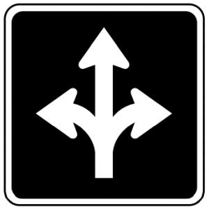 Trubicars This lane all movements