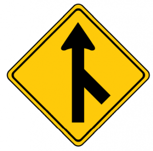 Trubicars Two Lanes Merged Ahead