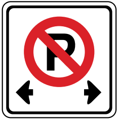 Trubicars parking prohibitted