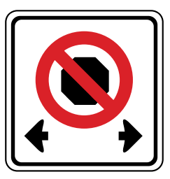 Trubicars stopping prohibitted