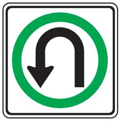Trubicars u turn permitted