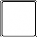 Trubicars regulatory sign
