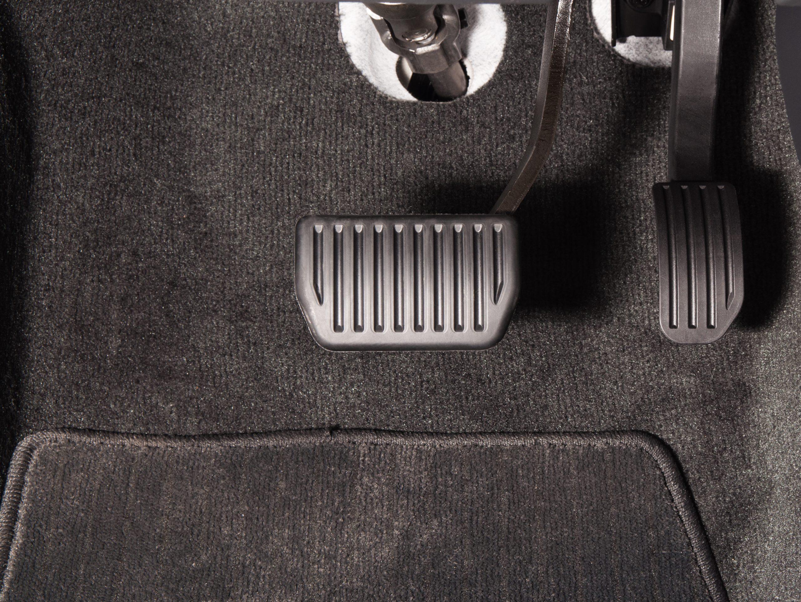 Brake pedal 1