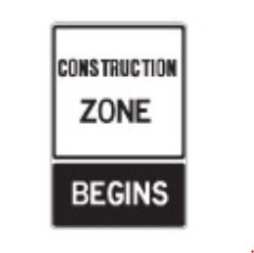 Trubicars Construction Zone Begins