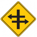 Trubicars Divided highway ahead