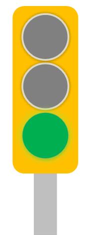 Trubicars Green Traffic Light 1