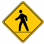 Trubicars Pedestrian Crosswalk