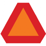 Trubicars Slow Moving Vehicle