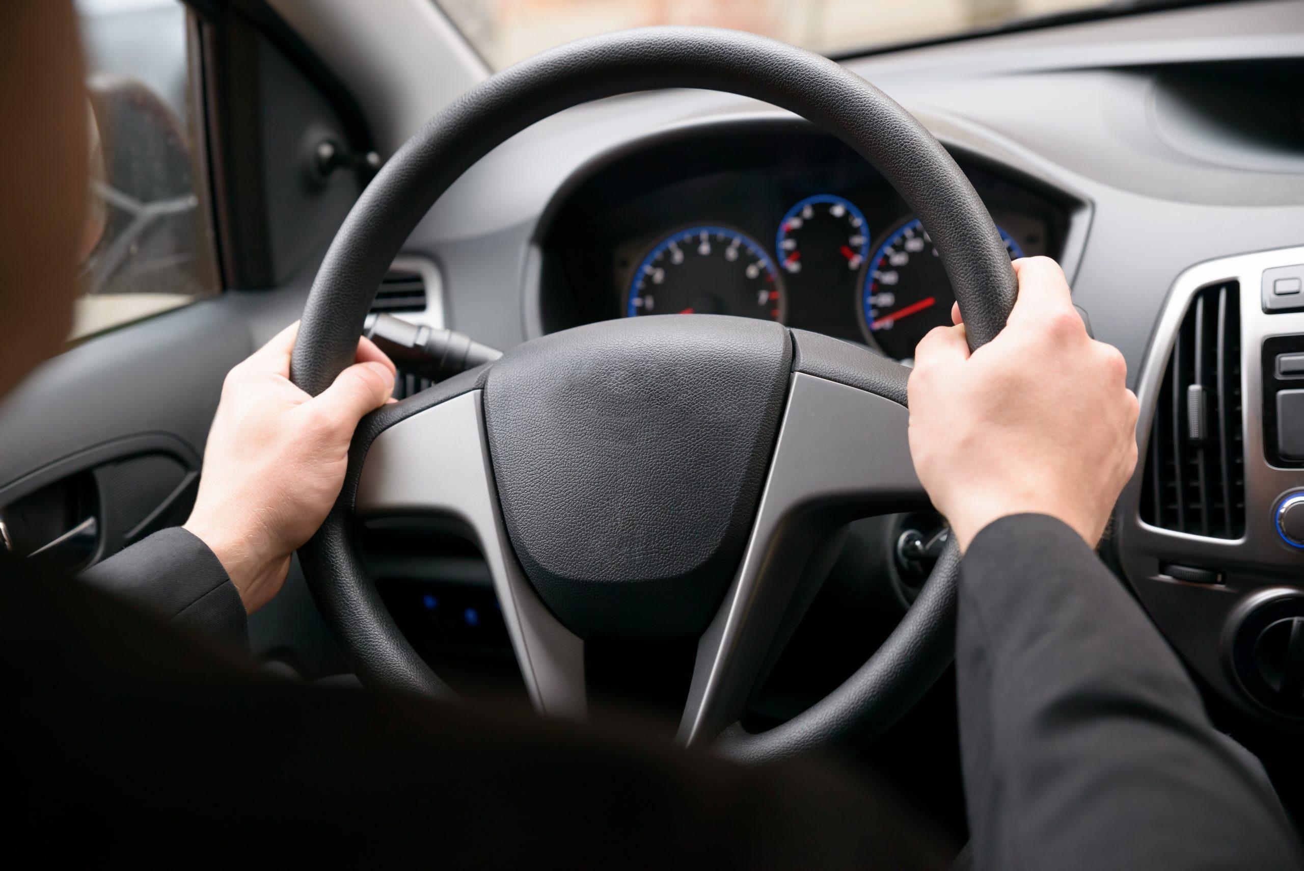 Steering Wheel 4 Trubicars