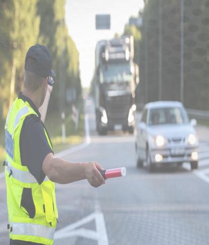 Trubicars Traffic Control Officers' Signal 1