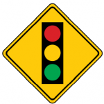 Trubicars Traffic signals ahead