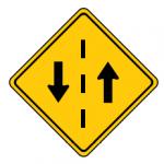 Trubicars Two way traffic ahead