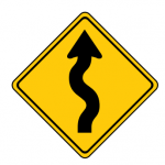 Trubicars Winding road ahead