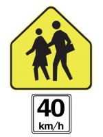 Trubicars School Zone